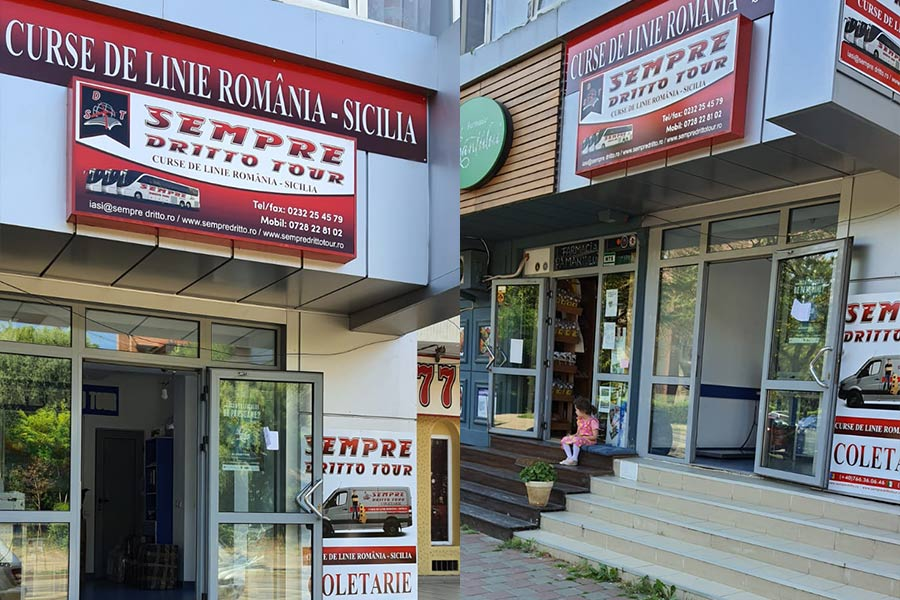 Agenție Iași